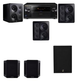 M&K Sound S300 Monitor Speaker 5.1 X12 Pioneer Elite SC-89