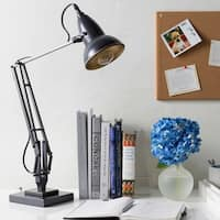 Transitional Amy Desk Lamp - Black