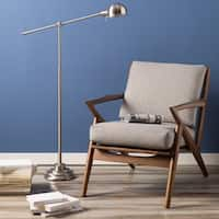 Clay Alder Home Kinzua Contemporary Don Floor Lamp