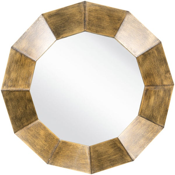"Decorative Felicia Accent Mirror - 30"" x 30"""