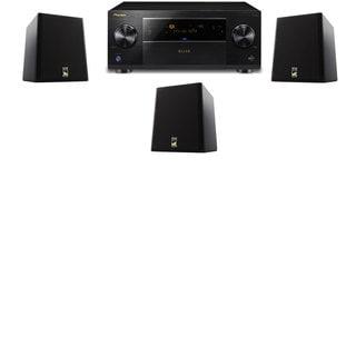 M&K Sound S150II Loudspeaker 3.0 Pioneer Elite SC-89