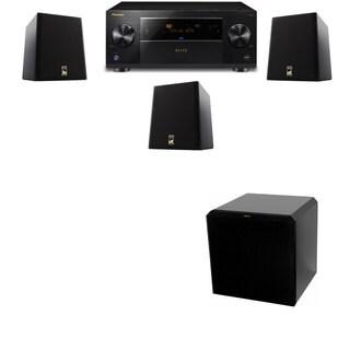 M&K Sound S150II Loudspeaker 3.1 HRS12 Pioneer Elite SC-89