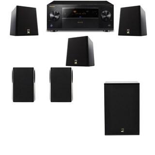 M&K Sound S150II Loudspeaker 5.1 X12 Pioneer Elite SC-89