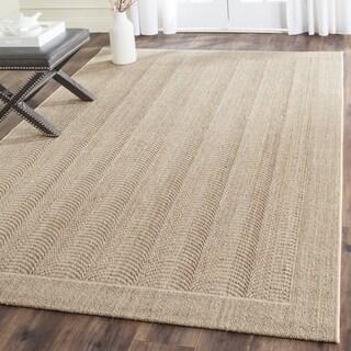 Safavieh Palm Beach Desert Sand Sisal Rug (5' x 8')