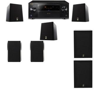 M&K Sound S150II Loudspeaker 5.2 X12 Pioneer Elite SC-89