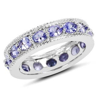 diamond tanzanite wedding ring rings and engagement custom