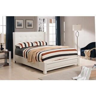 K & B King Upholstered Bed