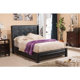 K & B Full Upholstered Bed