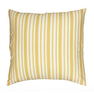 Rizzy Home Yellow Euro Sham