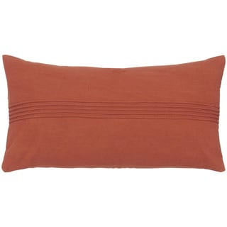 Rizzy Home Paprika Rectangle Pillow Cover