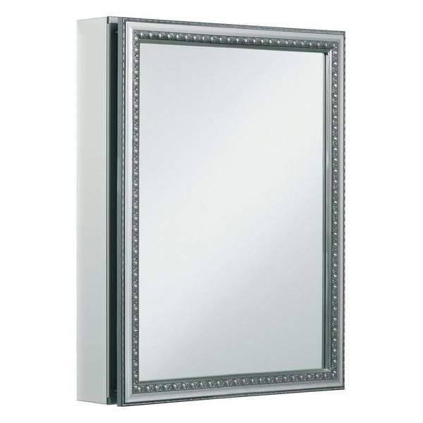 Shop Kohler 20 Inch X 26 Inch Recessed Or Surface Mount Medicine Cabinet Free Shipping Today