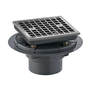 Kohler Square Design Tile-in Shower Drain