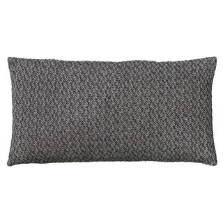 "Rizzy Home 11"" x 21"" Solid Accent Pillow"