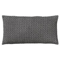 """Rizzy Home 11"""" x 21"""" Solid Accent Pillow"""