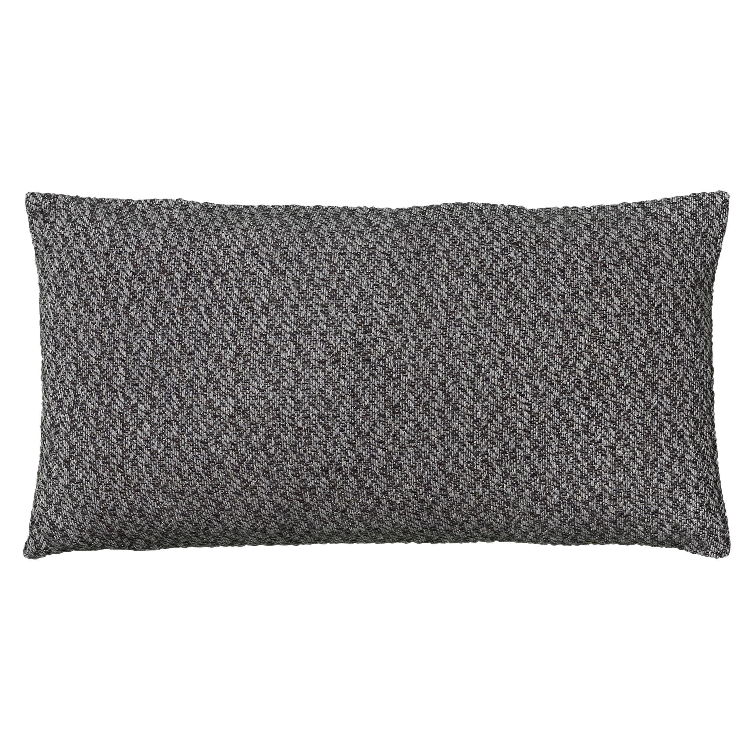 """Rizzy Rugs 11"""" x 21"""" Solid Accent Pillow (Grey), Size 11 ..."""