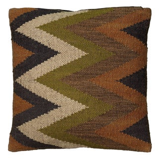 """Rizzy Home 18"""" Southwestern Accent Pillow"""
