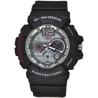 Casio Men's GAC110-1A G-Shock Silver Watch