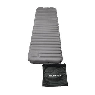Air Comfort Roll & Go Large Grey Inflatable Sleeping Pad