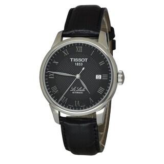 Tissot Men's T41142353 Le Locle Black Watch