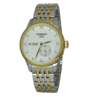 Tissot Men's T0064282203800 Le Locle White Watch