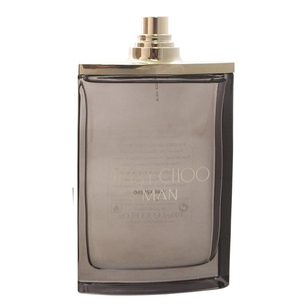 c5f651a993d4 Shop Jimmy Choo Man 3.3-ounce Eau de Toilette Spray (Tester) - Free ...