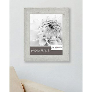 American Made Rayne White Washed Antique Frame (More options available)