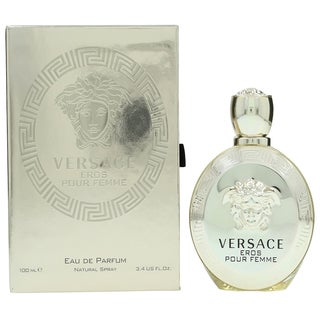 Versace Eros Pour Femme Women's 3.4-ounce Eau de Parfum Spray