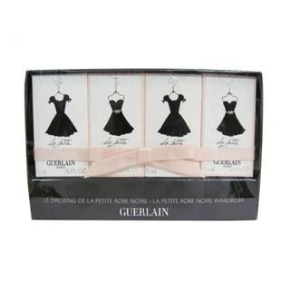 Guerlain La Petite Robe Noir Women's 4-piece Gift Set