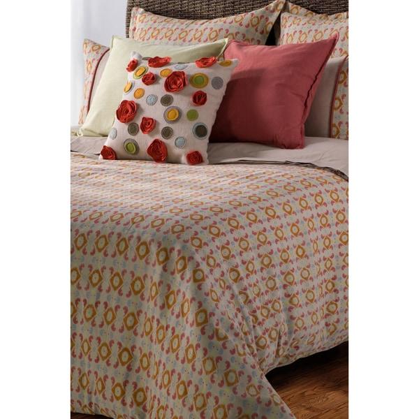 Rizzy Home Grey 9-piece Comforter Set