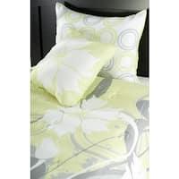 Rizzy Home Yellow Comforter Set