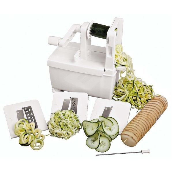 Shopping guide for best spiral slicersDishwasher Safe· Auto Insurance· Personal Care· Teeth Whitening/10 ( reviews).