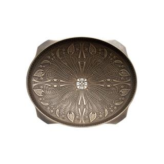 Kohler Lilies Lore Nature's Chemistry Cast Bronze Undermount Bathroom Sink