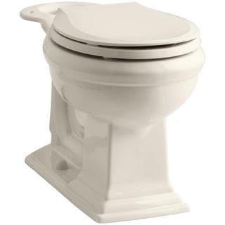 Kohler Memoirs Comfort Height Round Front Toilet Bowl