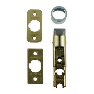 Kwikset 6 Way Adjustable Lock Plain Latch
