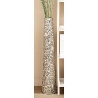 40-inch Ceramic Spouted Vase