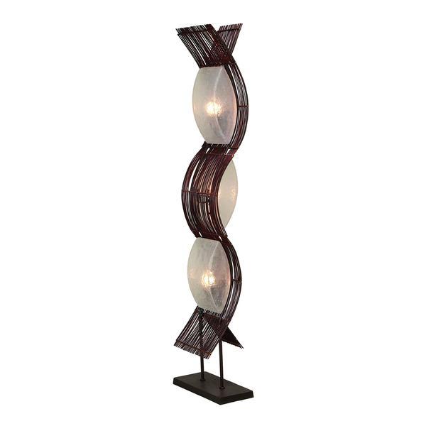 Contemporary Wave Floor Lamp