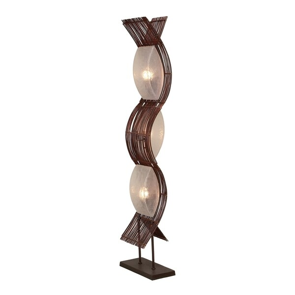 Contemporary Wave Floor Lamp by Studio 350