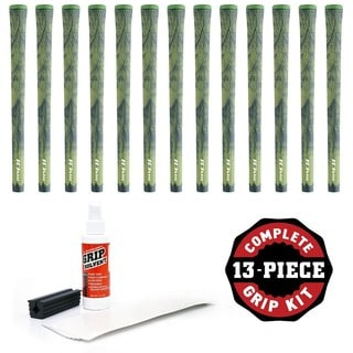 Iomic Sticky Camo 13-piece Golf Grip Kits