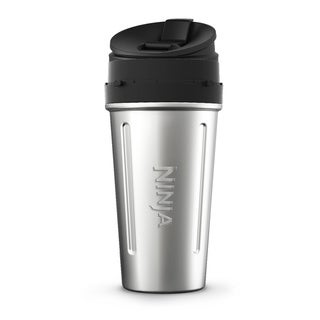 Nutri Ninja XSKDWSS24 24-ounce Stainless Steel Cup