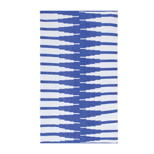 Oversized Backgammon Design Beach Towel - Three colors available (Set of 2)