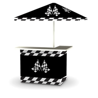 Best of Times Standard Racing Checkered Flags Bar