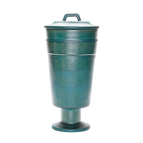 Dimond Home Metallic Patina Vase (Tall)