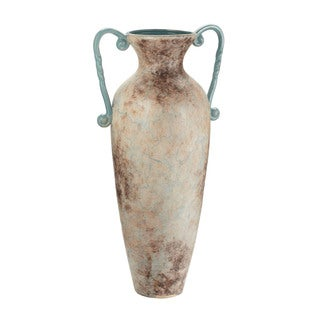 Dimond Home Nutmeg Flower Urn