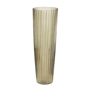 Dimond Home Champagne Fizz Fluted Vase