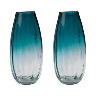 Dimond Home Aqua Ombre Vase
