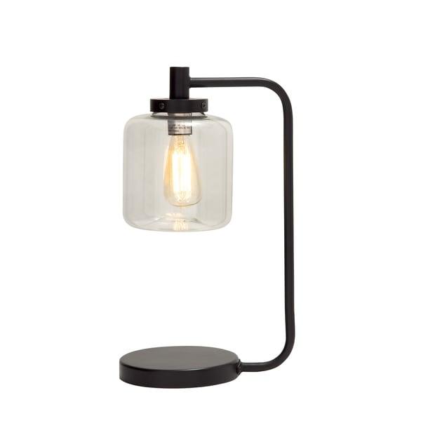 Contemporary Glass Lamp