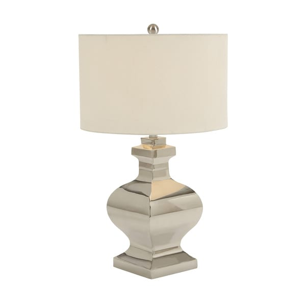 drum shade table lamp free shipping today overstock. Black Bedroom Furniture Sets. Home Design Ideas