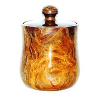 Multi Onyx Modern 9-inch Kitchen Canister