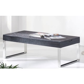 Luca Home Wenge Coffee Table