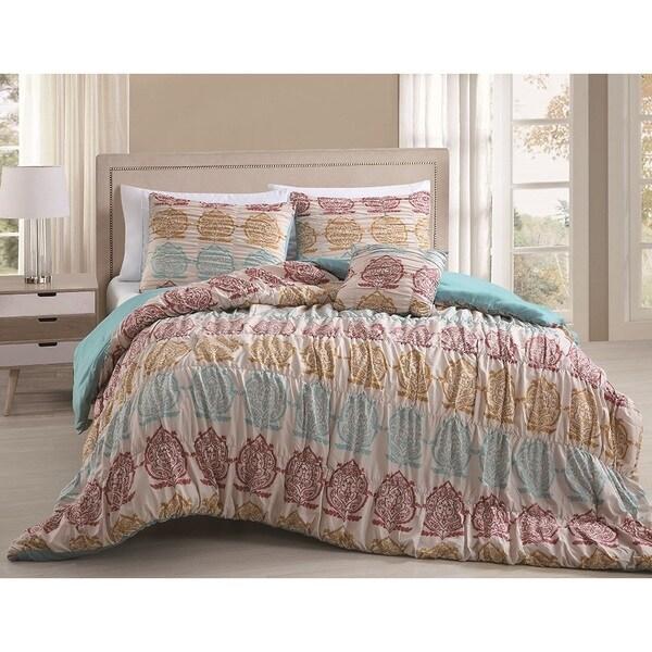 Keira 4-piece Comforter Set